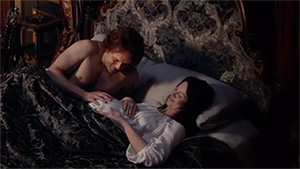 Fake Pregnant Belly by Moonbump, Outlander, TV series