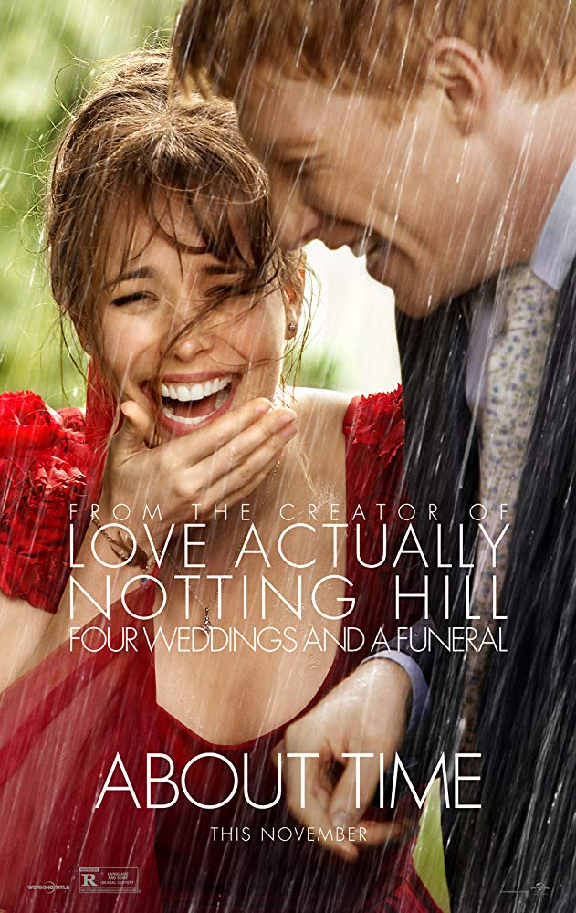<em>About Time</em>, Rachel McAdams, 2013