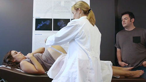Clinique Ovo Fertility Clinic, corporate video
