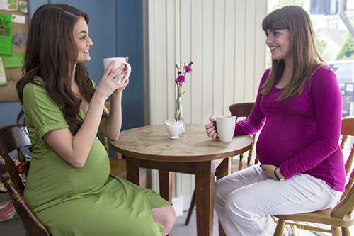 Moonbump Silicone pregnancy bump
