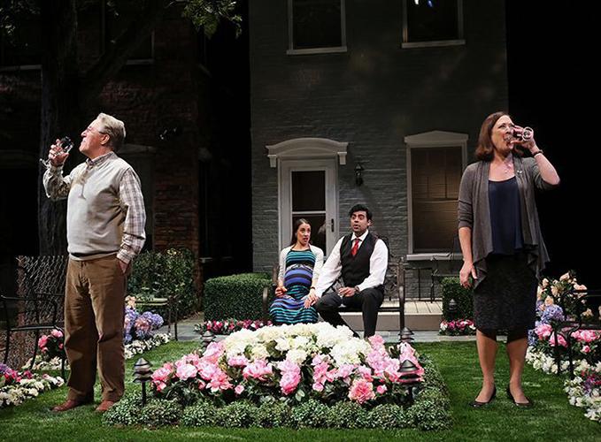 <em>Native Gardens</em>, Cincinnati Playhouse in the Park, 2016