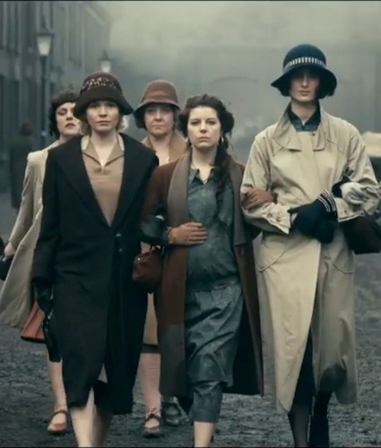 <em>Peaky Blinders</em>, BBC, Aimee-Ffion Edwards, 2016