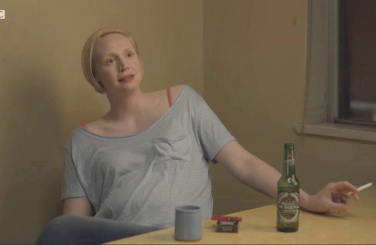 <em>Top Of The Lake</em>, BBC, Gwendoline Christie, 2017