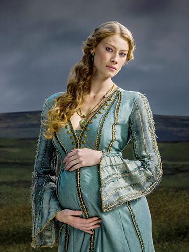 <em>Vikings</em>, History, Alyssa Sutherland, 2015